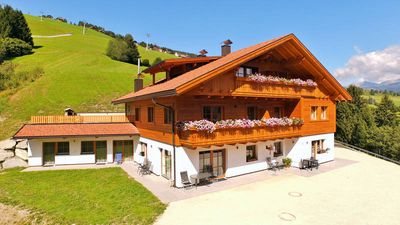 Photo for Apartment Residence Erschbaum  in Geiselberg - Olang, Dolomites - 3 persons, 2 bedrooms