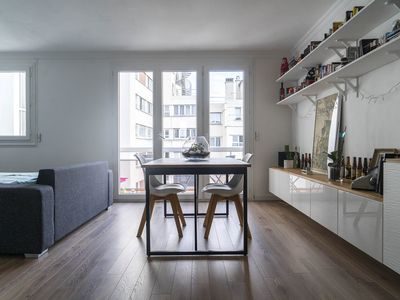 Photo for HostnFly apartments - Charming apartment with view and balcony