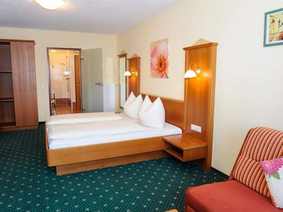 Photo for Triple Room, Shower, Toilet, Balcony - Trombone, Hotel Restaurant