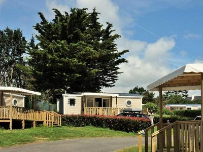 Photo for Flower Camping Le Conleau **** - Mobile home Comfort 3 Rooms 4/6 People