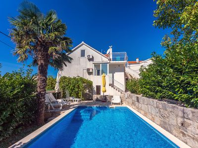 Photo for Charming holiday house Palma with private pool for 8 persons