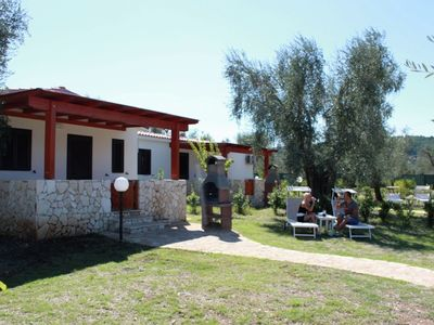 Photo for A mere 1.5 km from the beautiful Puglia coast, in the heart of the Gargano National Park
