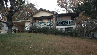 Photo for Cozy 2 BR house in Fairfield Bay, AR. Perfect for a quiet getaway or family vaca