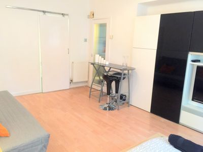Photo for Kings Cross Beautiful Studio Apartment Central London
