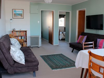 Photo for Flat in Mt Victoria, Wellington
