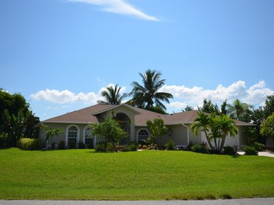 Photo for Direct gulf access home with heated pool, satellite TV, Internet, & Wi-fi