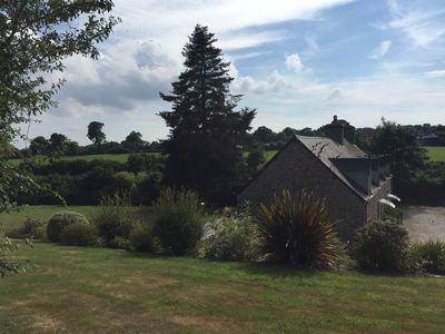 Photo for COUNTRY HOUSE NEAR ST VAAST LA HOUGUE