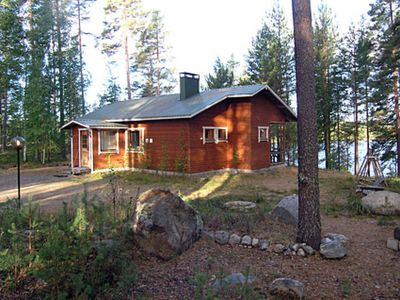 Photo for Vacation home Kettukallio in Mäntyharju - 6 persons, 2 bedrooms