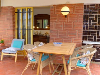 Photo for Vacation home Francia in Sitges - 8 persons, 4 bedrooms