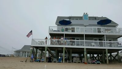 Beachfront/Oceanfront Timeshare Unit available JULY 18-25,2020 from $385 to $285