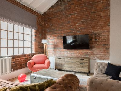 Photo for The Warehouse Loft - Trendy Converted Warehouse 3BDR