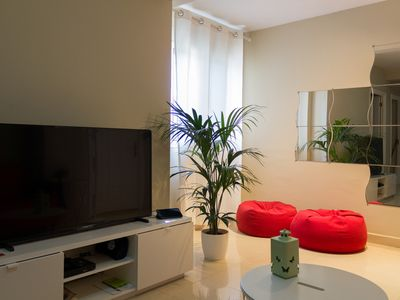 Photo for DIEGO APARTMENT IN SANTA WITH PRIVATE PARKING