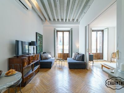 Photo for Charming Fuencarral I - Beautiful Apartment in The Best Area of Madrid