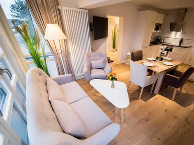 Photo for Apartment Lichtmeer - 2-4 persons - SyltBlue