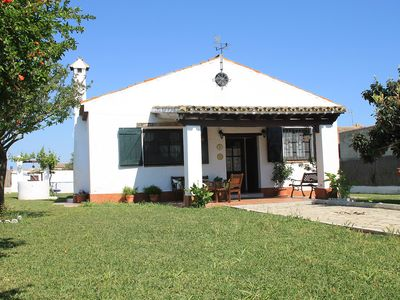 Photo for Well equipped rural villa with garden