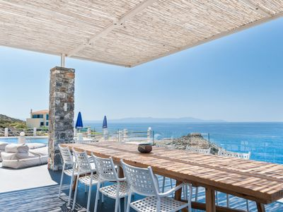 Photo for Vacation home Penelope in Stavros, Chania - 12 persons, 6 bedrooms