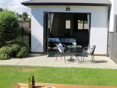 Photo for Comfortable and Quiet Wanaka Studio *no linen or cleaning charge*