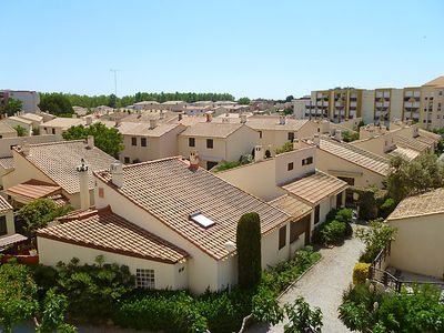 Photo for One bedroom Villa, sleeps 4 in Le Grau-du-Roi with Air Con and WiFi