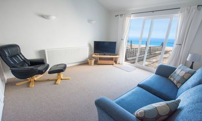 Photo for Clifton Court APT 17 | Amazing Sea & Beach Views | Indoor Heated Swimming Pool