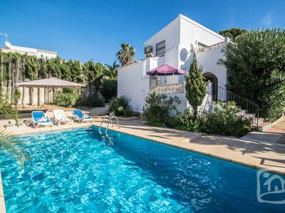 Photo for 3 bedroom Villa, sleeps 5 in Casas de Torrat with Pool, Air Con and WiFi