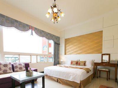 Photo for Huilan Homestay, Superior Double room, 10 minutes walk to Hualien Railway Station
