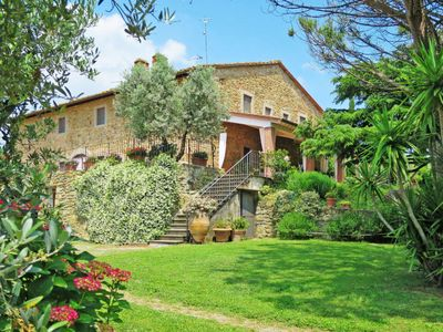 Photo for Vacation home Bensa (MLU160) in Montelupo Fiorentino - 8 persons, 3 bedrooms