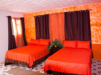Photo for Private One Bedroom Suite, accommodates 4. Nearby shopping centers and Malls.