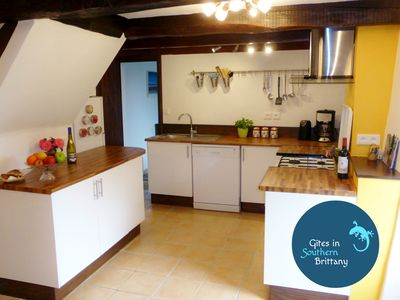 Newly refurbished fully equipped kitchen