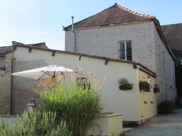 Barn conversions  - large heated pool - sleeps 4 - 26 - Les Chouettes