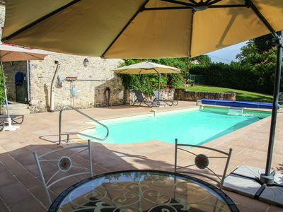Photo for Gorgeous Villa in Saint Cassien with Pool, Panoramic Views