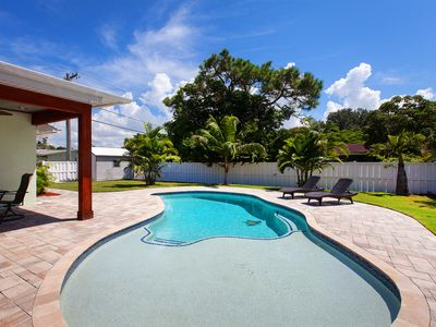 Photo for Tropical Oasis** Pool Home with Pool Table!!