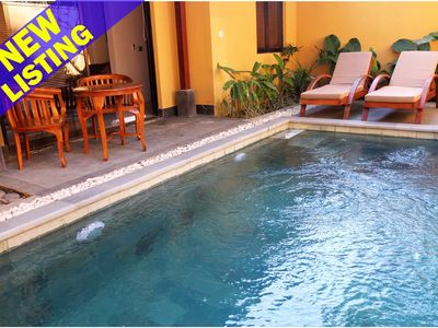 Photo for 1 Bedroom Garden Pool Villa, 10 Minutes to Central Ubud;