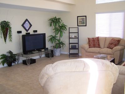 Photo for 3 bedroom condo in Mesquite Vevada next to Wolf Creek and otherfabulous courses