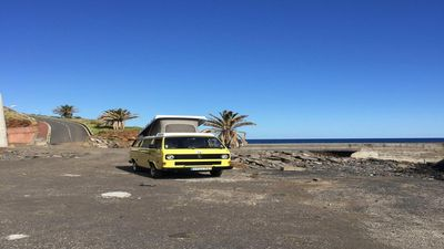 Photo for Vw T3 / T25 Camper Madeira Island