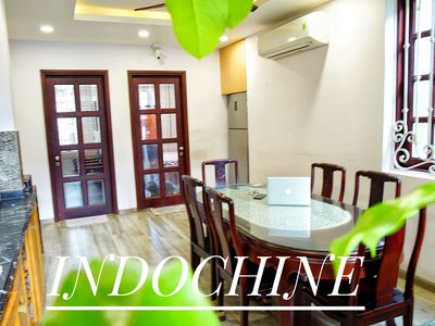 Photo for CENTRAL BEN THANH☘GROUP 5☘2BR☘BOUTIQUE INDOCHINA║ AT HIDEOUT CITI HOUSE VILLA