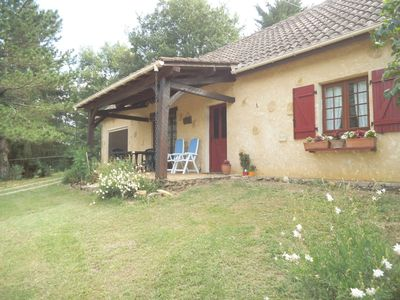 Photo for HOUSE FYLIAN C Classified 3 stars, for 4 - People, Black Perigord
