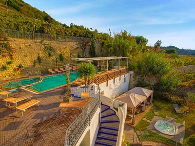 Photo for Apartment Residence La Rosa in Ischia Forio - 3 persons, 1 bedrooms