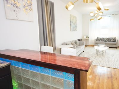 Photo for LUXE* TOWN HOUSE DUPLEX MIN FROM DOWNTOWN CHICAGO