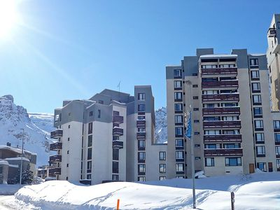 Photo for Apartment 138 m from the center of Tignes with Lift, Internet (111381)