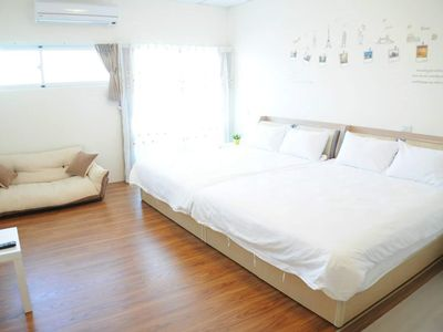 Photo for Taitung Cozy Family Room for 4