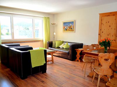 Photo for Apartment Chesa Ova Cotschna 306  in St. Moritz, Engadine - 6 persons, 3 bedrooms