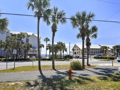 Photo for Direct Access to Beach | Gulf View | BEST Location |101 Blue | FREE Dolphin Cruise & More