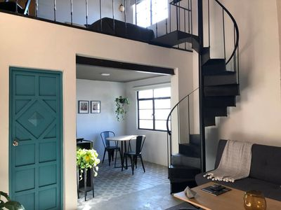 Photo for Beautiful Loft in the Chapultepec Area (A)