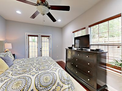 Photo for Large home in Popular East Austin!  Patio, Deck, Parking, Metro Close