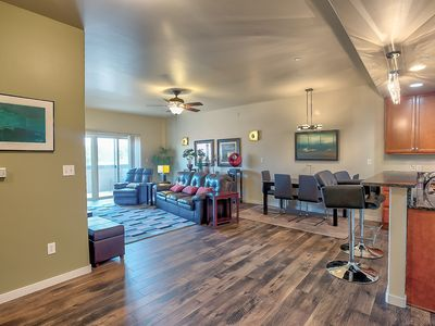 Photo for Downtown Golden Condo/Loft! Contemporary, Secure, 2 Bedrooms