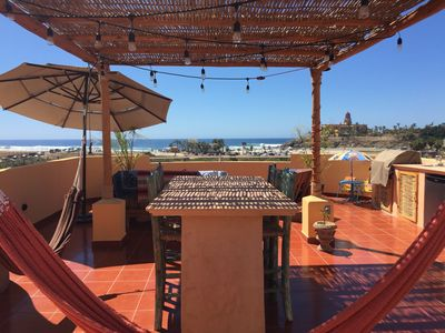 Gorgeous unobstructed ocean views!  Front row unit