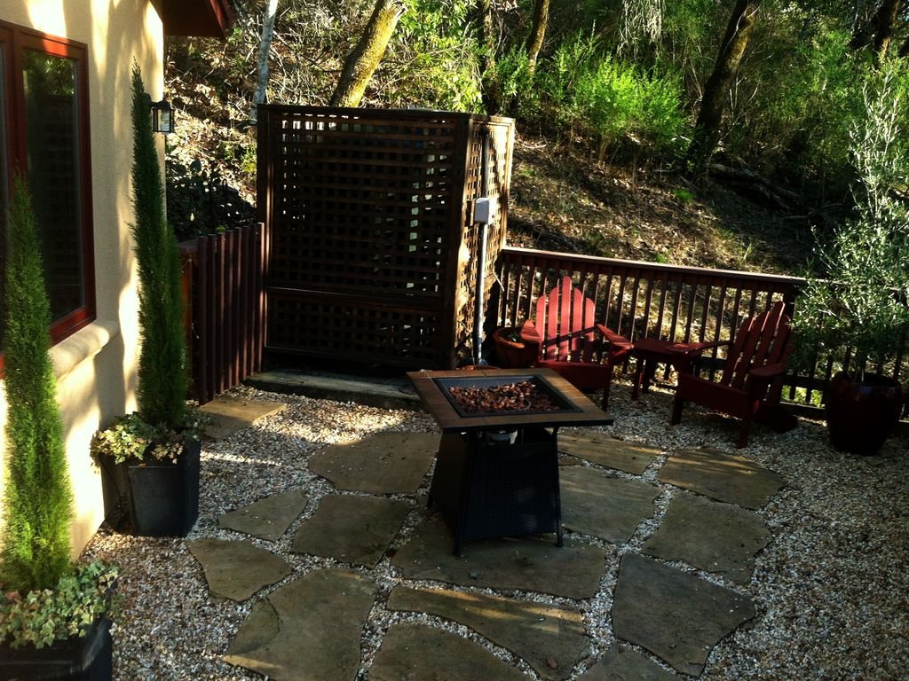 romance luxury and privacy wine country vrbo