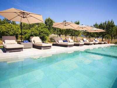 Photo for Selva Villa, Sleeps 12 with Pool, Air Con and WiFi