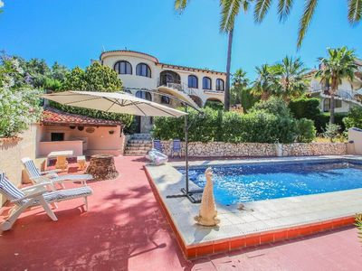 Photo for Paul - modern, well-equipped villa with private pool in Benissa
