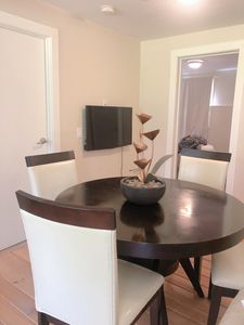 Photo for Newly Renovated Homey 2 Bedrooms Close to YVR (Btm Fl)